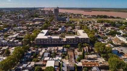 """""""Vemos a los interesados en privilegiar la demanda en zonas con verde, en las afueras"""", dijo Andrés Gariboldi"""