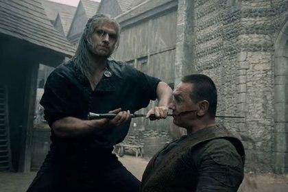 """ The Witcher"", la serie de Netflix protagonizada por Henry Cavill"