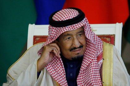 El rey de Arabia Saudita, Salman bin Abdelaziz. EFE/Sergei Chirikov/Archivo