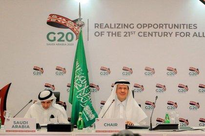 El príncipe Abdulaziz bin Salman, ministro de Energía de Arabia Saudita (Foto: Twitter@OilGasMagazine)