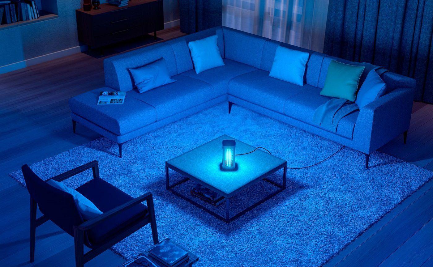 Solución con tecnología UV-C para el hogar