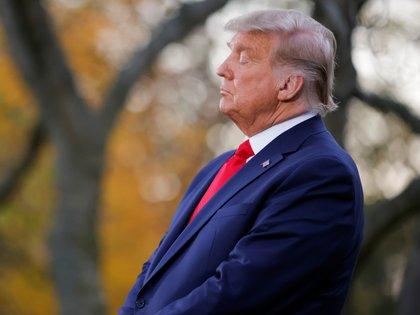 Trump en un evento en la Casa Blanca.  Foto: REUTERS / Carlos Barria