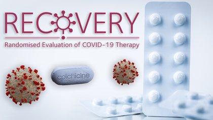 El mega ensayo RECOVERY incluyó a la colchicina como tratamiento a ser estudiado frente al COVID-19