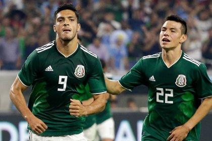 Antes de la pandemia de COVID-19, México derrotó 2 a 1 a Bermudas en la Nations League (Foto: Cuartoscuro)