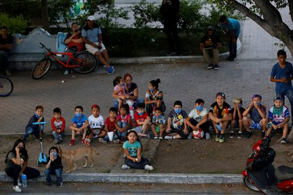 Son los menores de entre 0 y 5 años los que más se han contagiado, ya que se han registrado 21 casos (Foto: EFE / Francisco Guasco)