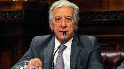 Jaime Campos, presidente de la Asociación Empresaria Argentina, una de las entidades firmantes.