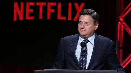Ted Sarandos director de contenidos de Netflix