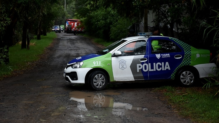 Natacha Jaitt fue hallada muerta en el salón Xanadú (Foto: Nicolás Stulberg)