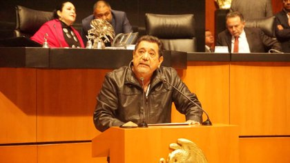 The politician is a candidate for governor of Guerrero for the 2021 federal elections (Photo: Twitter @FelixSalMac)