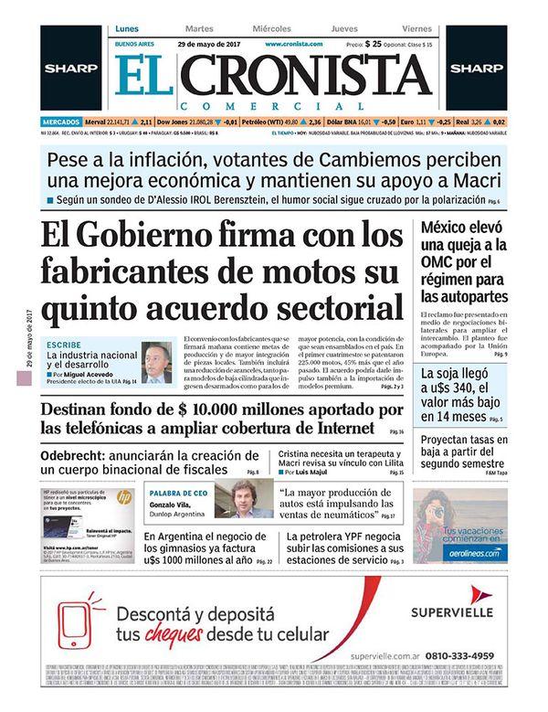 Renuncia la canciller de Argentina