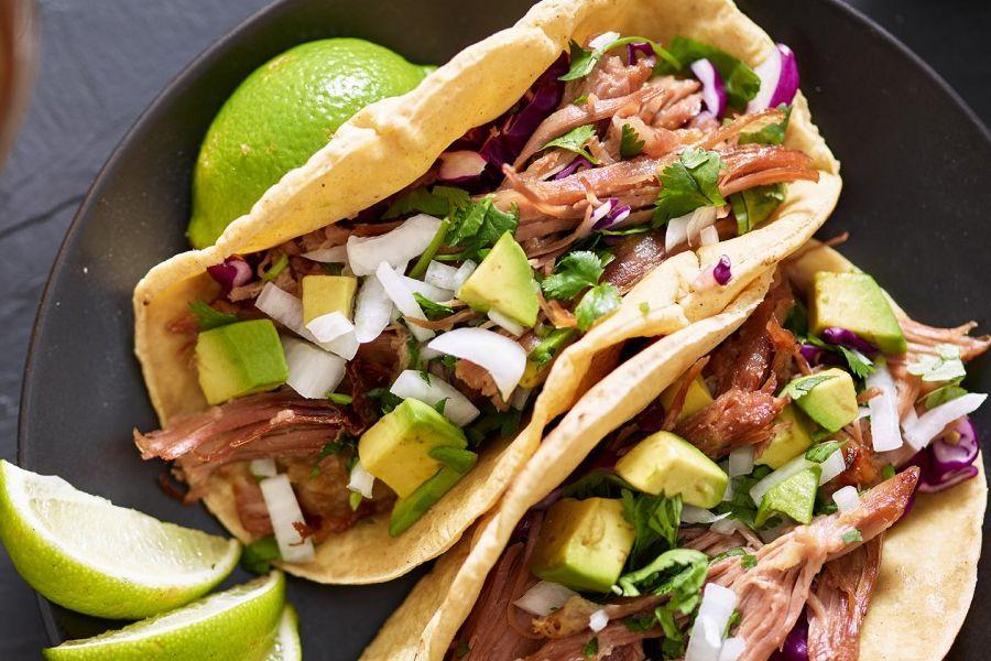 Tacos al pastor (Foto: Archivo)