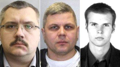 Algunos de los sospechoso de envenenar a Navalny
