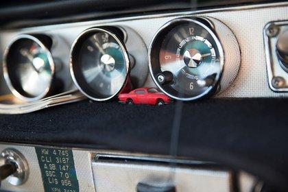 El Volvo P1800 fue una seductora y lujosa cupé que se vendió hasta 1973.