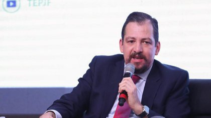 El Magistrado José Luis Vargas Valdez (Foto: Especial)