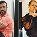El enfrentamiento después del amor: Fabián Cubero y Nicole Neumann (Instagram)