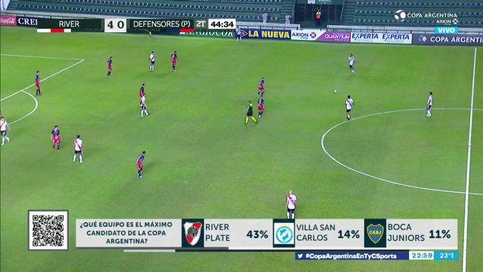 Imagen TV, encuesta Villa San Carlos