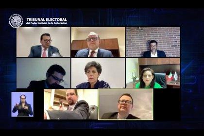 El INE negó el registro de la asociación por irregularidades en la transparencia de sus recursos financieros (Foto: Canal Judicial)