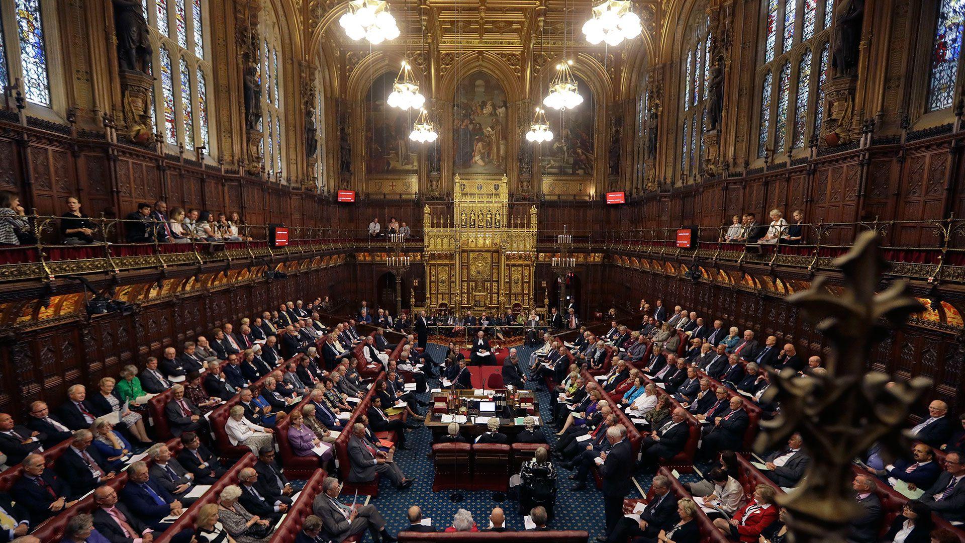 El Parlamento británico votará mañana sobre el Brexit (Getty Images)