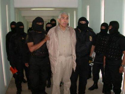 La última foto de Caro Quintero en la cárcel (Foto: Cuartoscuro)