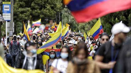 Paro Nacional: estos son los puntos de concentración para este sábado 15 de mayo en Bogotá
