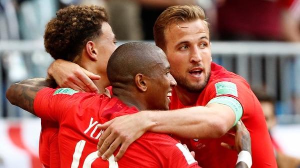 Inglaterra enfrentará a Croacia en semifinales (REUTERS)