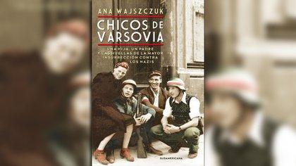 Chicos de Varsovia, Ana Wajszczuk, Sudamericana (Random)