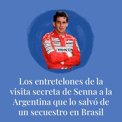 Senna secuestro