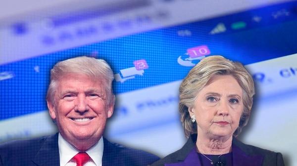 Las redes sociales tuvieron un impacto en millones de votantes