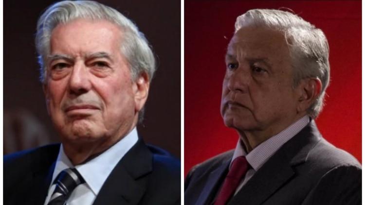 Vargas Llosa no deseaba que López Obrador fuera presidente de México