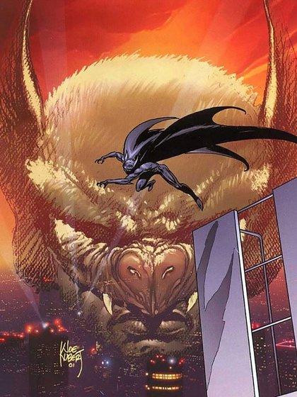 Stan Lee: Batman – Arte de Joe Kubert