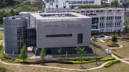 El Instituto de Virología, en la ciudad donde nació la pandemia (AFP)