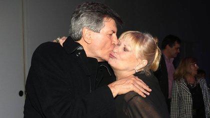 El querido actor y Graciela Pal