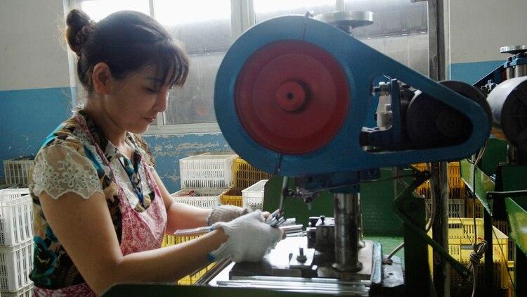 Cuántas mujeres trabajan en México (Archivo)