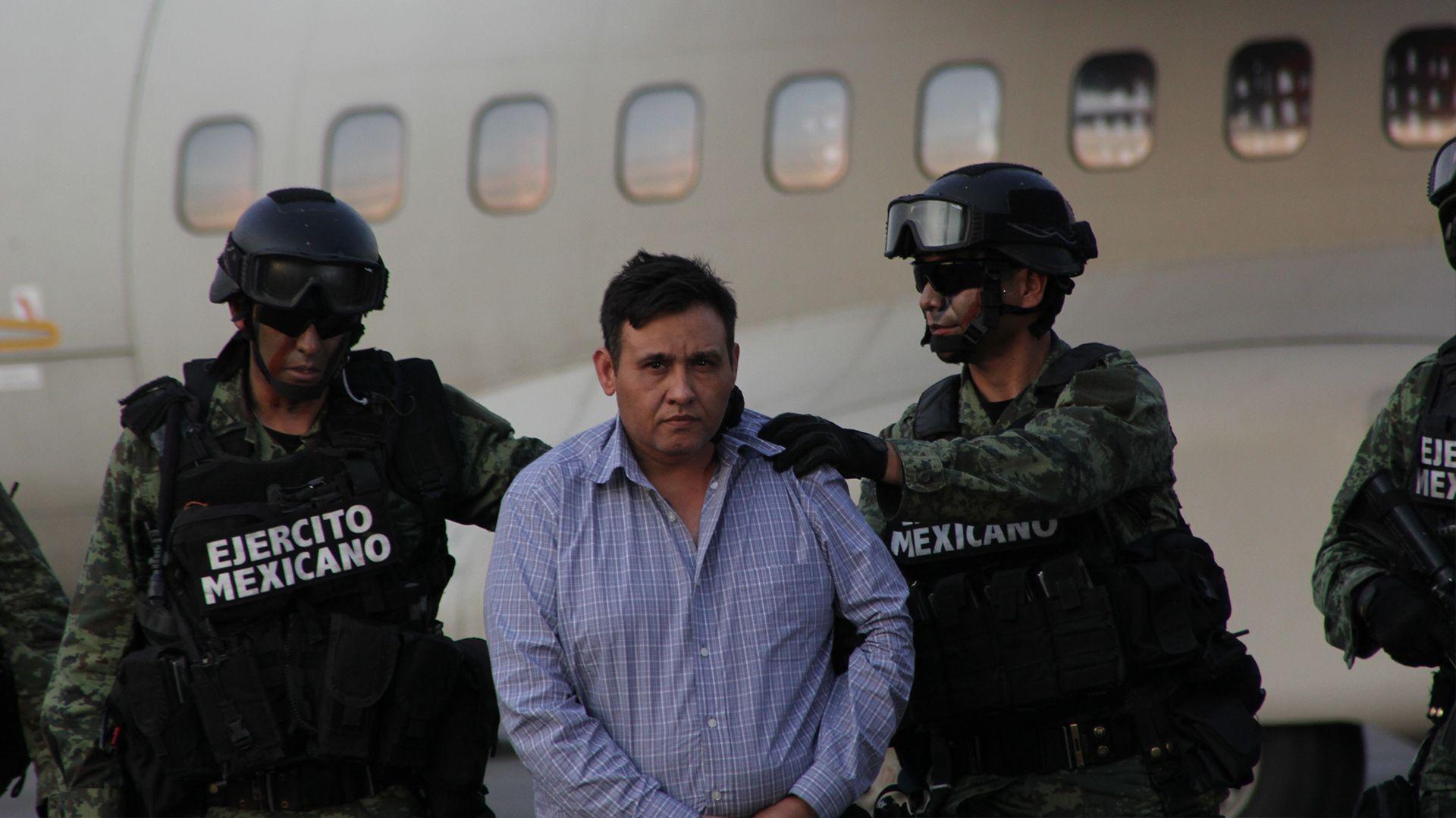 """Omar Trevino Morales, alias """"Z-42"""" (Foto: Cuartoscuro)"""