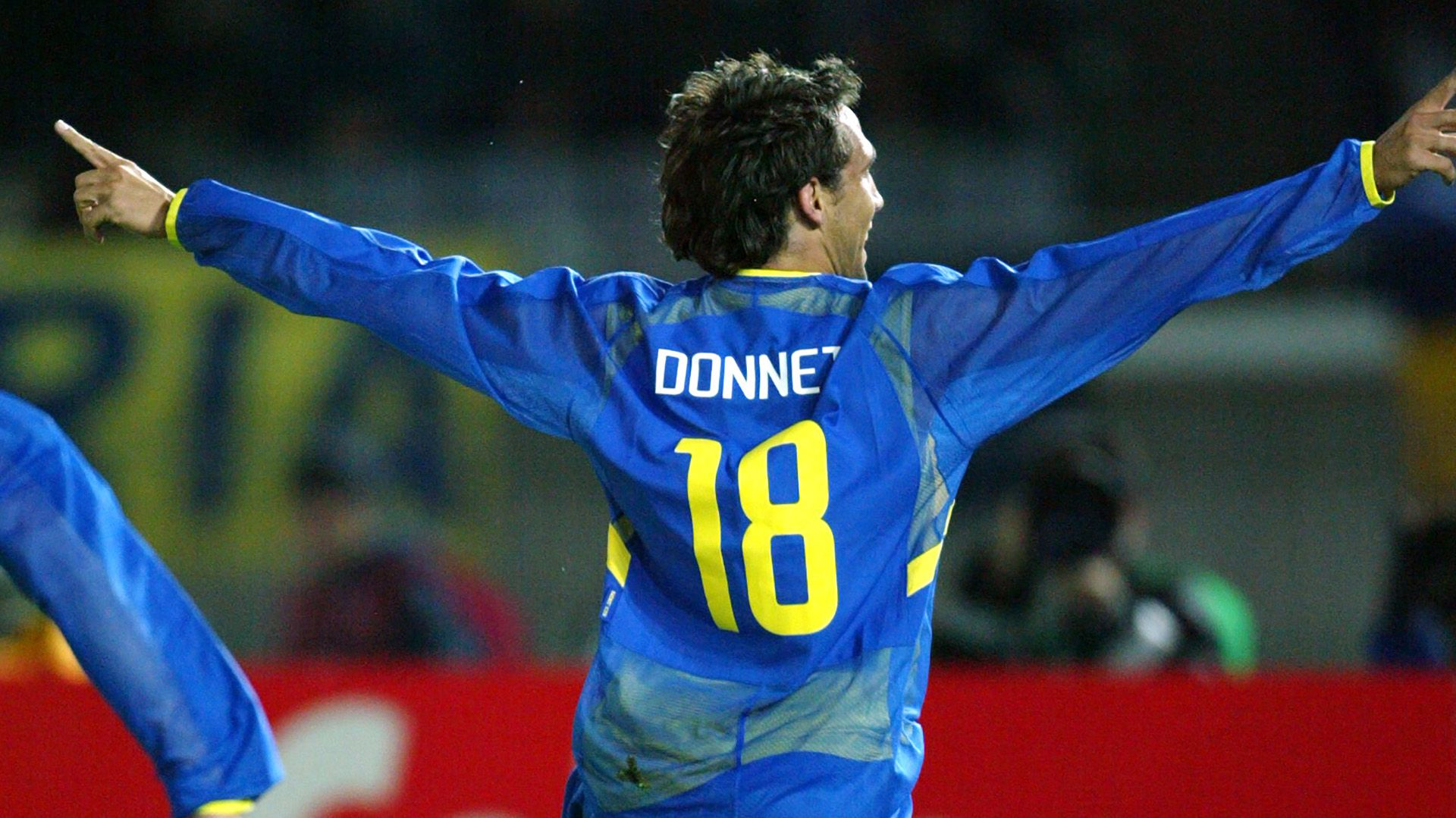 Matías Donnet - Boca Juniors vs Milan Italia - Copa Intercontinental 2003