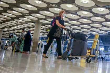 Aeropuerto de Madrid (Europa Press)