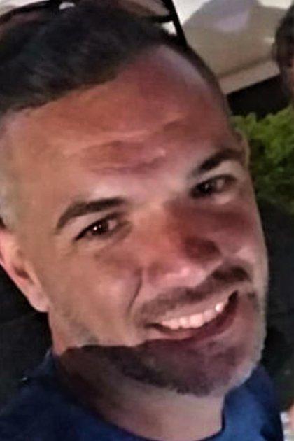 Brian Pérez, alias Brayan, a quien el teniente Caldera señala de haberlo entregado al ELN