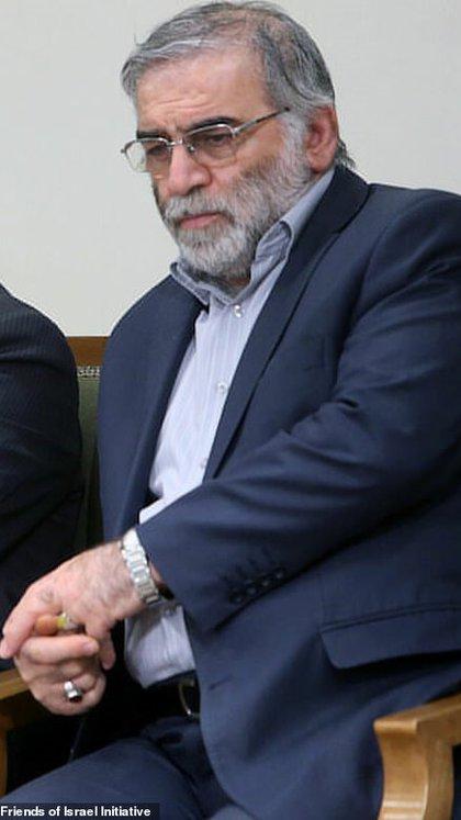 """Quién era Mohsen Fakhrizadeh, el responsable del plan nuclear iraní y  """"agente secreto"""" de los ayatolás - Infobae"""