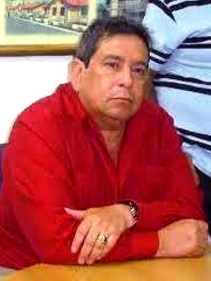Reinaldo Alfredo García, líder visible del UPP89