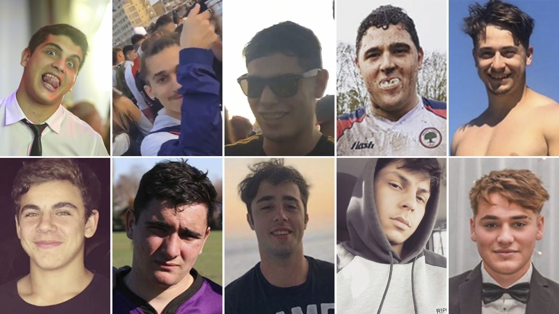 Los detenidos tienen entre 18 y 20 años