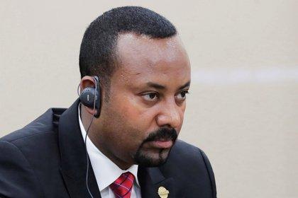El primer ministro de Etiopía, Abiy Ahmed (EFE/EPA/MIKHAIL METZEL / SPUTNIK)