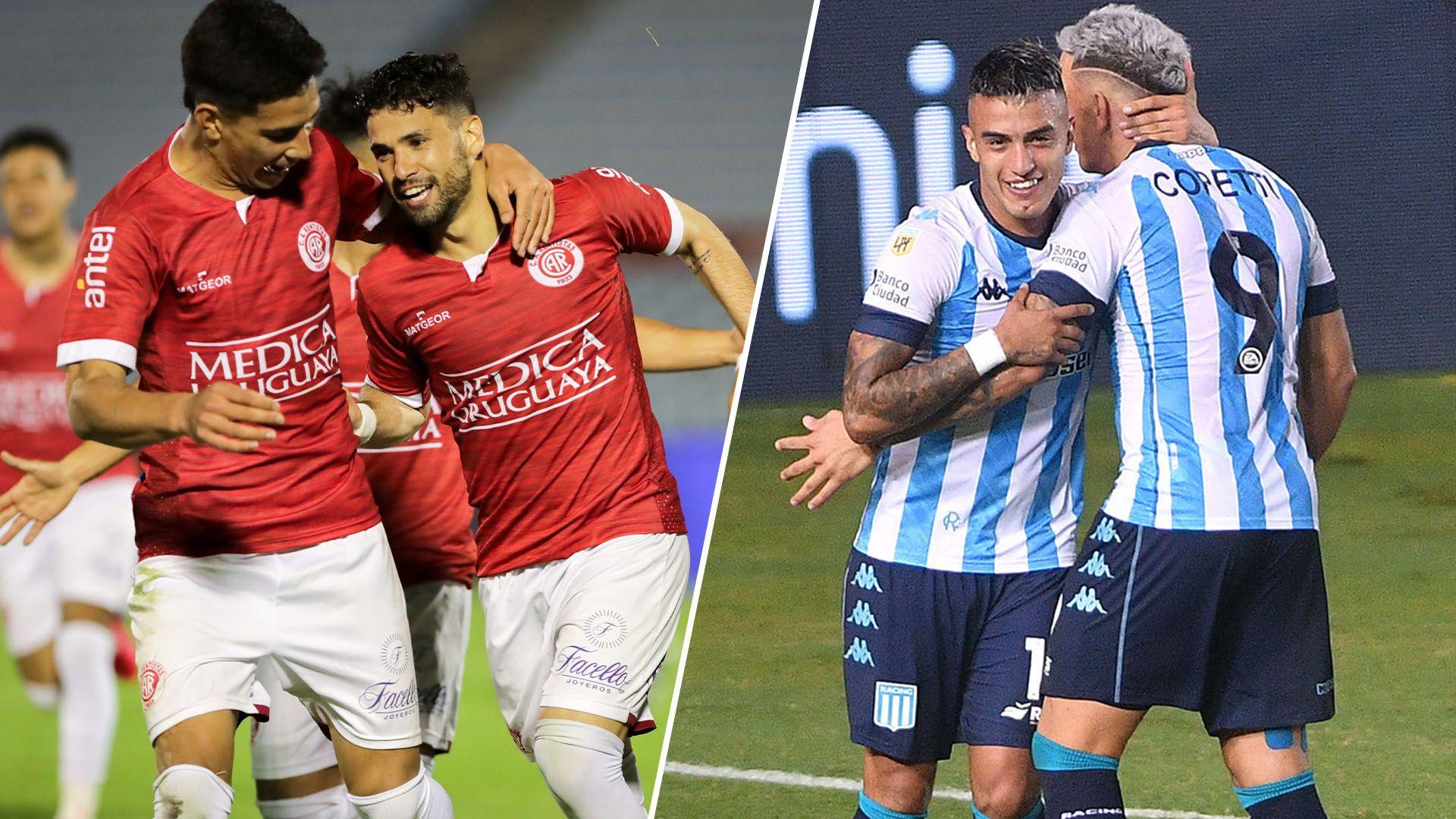 Racing Se Estrena Por La Libertadores Contra Rentistas En Uruguay Energy Feliciano Portal De Noticias
