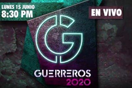 """El proyecto """"Guerreros"""" iniciará el próximo 15 de junio (Foto: @taniarin)"""