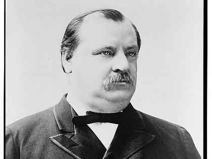 Grover Cleveland assunta come presidente degli Stati Uniti nel 1885 e ha deciso fino al 1889
