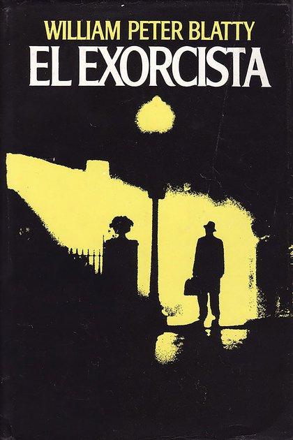 """El libro """"El exorcista"""", de William Peter Blatty, fue un éxito de ventas"""