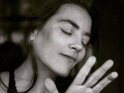 Actriz colombiana Sandra Reyes. Foto tomada de Instagram
