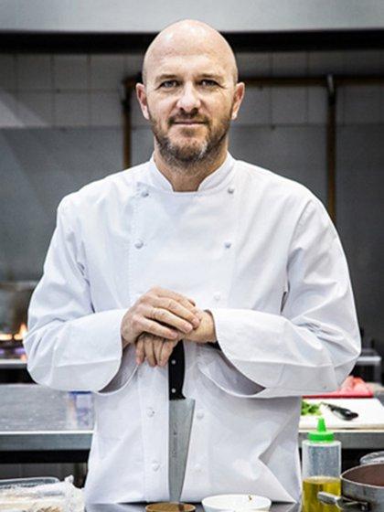 Tommy Perlberger se especializó en París y luego en Los Ángeles hasta que volvió al país y conoció a su socia (EAT)