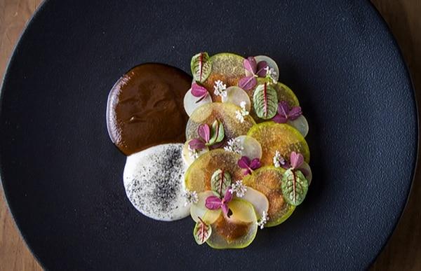 """Quintonil: """"Una degustación del puro México de un joven y talentoso chef"""""""