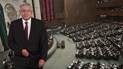 """La """"eliminación""""del fuero presidencial fue una de las reformas más destacadas (Foto: Cuartoscuro/ Steve Allen Infobae)"""