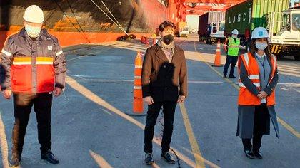 El puerto petrolero de Dock sud se ubicará entre los más afectados por la medida de fuerza